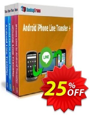 Backuptrans Android iPhone Line Transfer +(Business Edition) Coupon discount Holiday Deals - excellent promo code of Backuptrans Android iPhone Line Transfer +(Business Edition) 2020