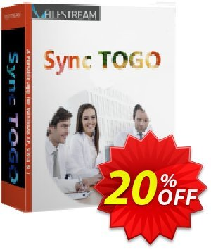 FileStream Sync TOGO Coupon, discount FileStream Sync TOGO dreaded promo code 2021. Promotion: dreaded promo code of FileStream Sync TOGO 2021