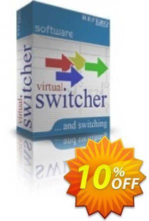 Virtual Switcher - Single PC license Coupon, discount Virtual Switcher - Single PC license hottest discount code 2020. Promotion: hottest discount code of Virtual Switcher - Single PC license 2020