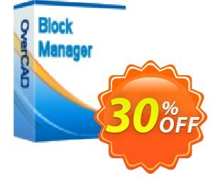 Block Manager for AutoCAD 2002 discount coupon Block Manager for AutoCAD 2002 formidable offer code 2021 - formidable offer code of Block Manager for AutoCAD 2002 2021