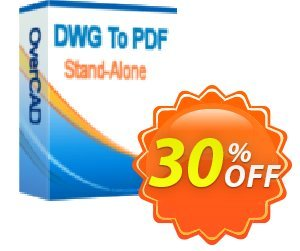 OverCAD DWG to PDF Coupon, discount OverCAD DWG to PDF amazing sales code 2021. Promotion: amazing sales code of OverCAD DWG to PDF 2021