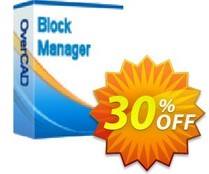 Block Manager for AutoCAD 2008 discount coupon Block Manager for AutoCAD 2008 awesome discounts code 2020 - awesome discounts code of Block Manager for AutoCAD 2008 2020