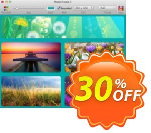 Photo Frame for Mac Coupon, discount Photo Frame for Mac amazing promo code 2021. Promotion: amazing promo code of Photo Frame for Mac 2021