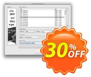 Batch Image Converter for Mac Coupon, discount Batch Image Converter for Mac amazing discount code 2021. Promotion: amazing discount code of Batch Image Converter for Mac 2021