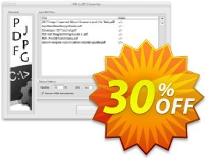 PDF to JPG Converter for Mac Coupon, discount PDF to JPG Converter for Mac stirring discount code 2021. Promotion: stirring discount code of PDF to JPG Converter for Mac 2021