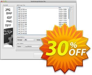 Batch Image Resizer Pro for Mac Coupon, discount Batch Image Resizer Pro for Mac dreaded discounts code 2019. Promotion: dreaded discounts code of Batch Image Resizer Pro for Mac 2019