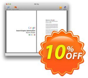 PDF Flip for Mac Coupon, discount PDF Flip for Mac super promotions code 2021. Promotion: super promotions code of PDF Flip for Mac 2021