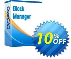 Block Manager for AutoCAD 2014 優惠券,折扣碼 Block Manager for AutoCAD 2014 awful offer code 2020,促銷代碼: awful offer code of Block Manager for AutoCAD 2014 2020