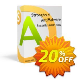 Stronghold AntiMalware Coupon, discount Black Friday 10% Off. Promotion: staggering offer code of Stronghold AntiMalware 2020