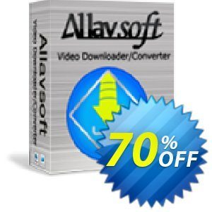 Allavsoft for Mac (Lifetime) Coupon discount 10% off - wondrous deals code of Allavsoft for Mac Lifetime License 2020