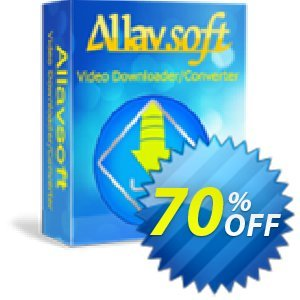 Allavsoft 1 Year License Coupon, discount 10% off. Promotion: stirring discount code of Allavsoft 1 Year License 2019