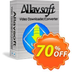Allavsoft  for Mac 1 Year License Coupon discount 10% off - formidable discounts code of Allavsoft  for Mac 1 Year License 2019