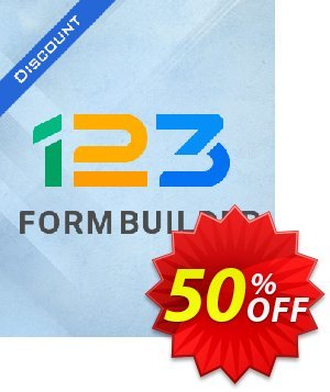 123FormBuilder Platinum Coupon, discount Default Affiliate PROMO. Promotion: best promotions code of 123FormBuilder Platinum Plan -- yearly subscription 2021