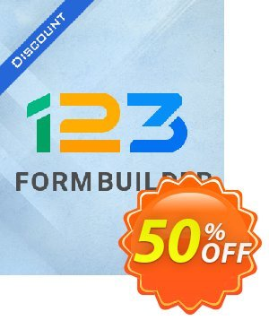 123FormBuilder Professional Coupon, discount Default Affiliate PROMO. Promotion: hottest deals code of 123FormBuilder Professional Plan -- yearly subscription 2021