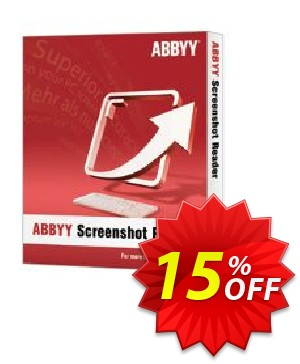 ABBYY Screenshot Reader - Download version Coupon, discount ABBYY Screenshot Reader - Download version wonderful discounts code 2019. Promotion: wonderful discounts code of ABBYY Screenshot Reader - Download version 2019