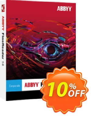 ABBYY FineReader 14 Corporate Upgrade Coupon, discount ABBYY FineReader 14 Corporate Upgrade hottest promotions code 2019. Promotion: hottest promotions code of ABBYY FineReader 14 Corporate Upgrade 2019