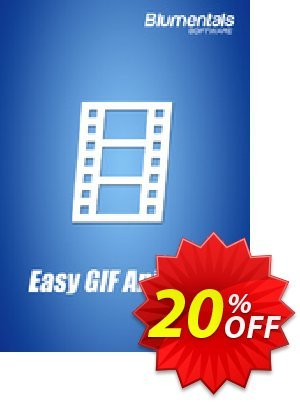 Easy GIF Animator 7 Personal Coupon, discount Easy GIF Animator 7 Personal marvelous sales code 2021. Promotion: marvelous sales code of Easy GIF Animator 7 Personal 2021