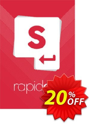 Rapid CSS 2018 Coupon, discount Rapid CSS 2021 imposing deals code 2021. Promotion: imposing deals code of Rapid CSS 2021 2021
