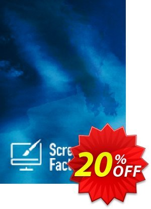 Screensaver Factory 7 Standard discount coupon Screensaver Factory 7 Standard excellent offer code 2020 - excellent offer code of Screensaver Factory 7 Standard 2020