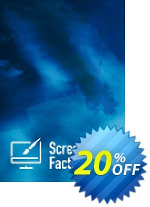 Screensaver Factory 7 Professional discount coupon Screensaver Factory 7 Professional fearsome offer code 2020 - fearsome offer code of Screensaver Factory 7 Professional 2020