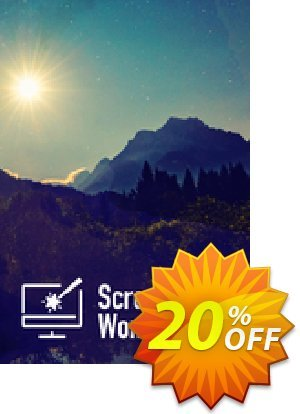 Screensaver Wonder 7 Coupon, discount Screensaver Wonder 7 exclusive sales code 2019. Promotion: exclusive sales code of Screensaver Wonder 7 2019