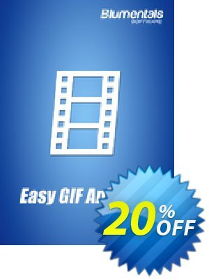 Easy GIF Animator 7 Pro Coupon, discount Easy GIF Animator 7 Pro wondrous sales code 2021. Promotion: wondrous sales code of Easy GIF Animator 7 Pro 2021