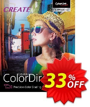 ColorDirector 8 Ultra Coupon, discount 33% OFF ColorDirector 8 Ultra Jan 2020. Promotion: Amazing discounts code of ColorDirector 8 Ultra, tested in January 2020