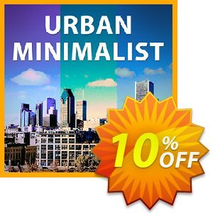 LUTs Pack - Urban Minimalist for PowerDirector discount coupon LUTs Pack - Urban Minimalist for PowerDirector Deal - LUTs Pack - Urban Minimalist for PowerDirector Exclusive offer
