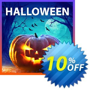Halloween Pack for PowerDirector discount coupon Halloween Pack for PowerDirector Deal - Halloween Pack for PowerDirector Exclusive offer
