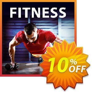 Fitness Pack for PowerDirector Gutschein rabatt Fitness Pack for PowerDirector Deal Aktion: Fitness Pack for PowerDirector Exclusive offer