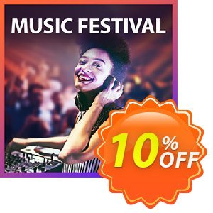 Music Festival Pack for PowerDirector discount coupon Music Festival Pack for PowerDirector Deal - Music Festival Pack for PowerDirector Exclusive offer