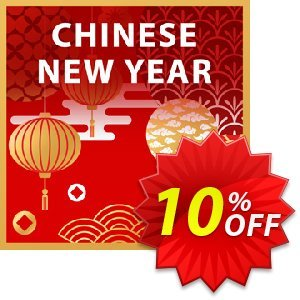 Chinese New Year Pack for PowerDirector discount coupon Chinese New Year Pack for PowerDirector Deal - Chinese New Year Pack for PowerDirector Exclusive offer