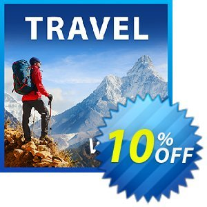 Travel Pack 6 for PowerDirector Coupon discount Travel Pack 6 for PowerDirector Deal - Travel Pack 6 for PowerDirector Exclusive offer