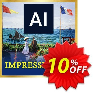 Impressionist AI Style Pack Vol. 1 for PowerDirector discount coupon Impressionist AI Style Pack Vol. 1 Includes AI Style Plugin Deal - Impressionist AI Style Pack Vol. 1 Includes AI Style Plugin Exclusive offer