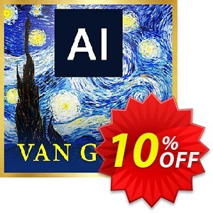Van Gogh AI Style Pack for PowerDirector discount coupon Van Gogh AI Style Pack Includes AI Style Plugin Deal - Van Gogh AI Style Pack Includes AI Style Plugin Exclusive offer