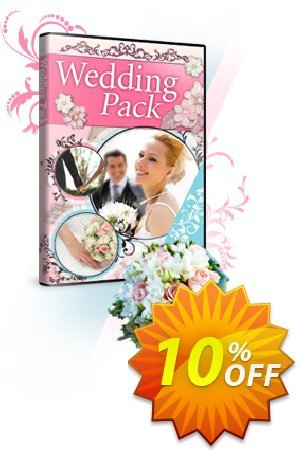 Cyberlink Wedding Pack for PowerDirector Coupon discount Wedding Pack Deal. Promotion: Wedding Pack Exclusive offer