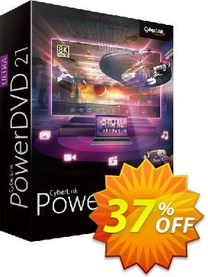 PowerDVD 20 Ultra discount coupon PowerDVD wondrous promotions code 2021 - wondrous promotions code of PowerDVD 2021