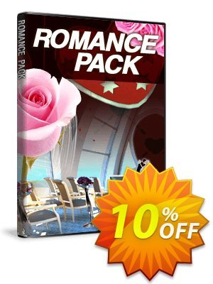 Romance Pack Vol. 3 for PowerDirector discount coupon Romance Pack Vol. 3 Deal - Romance Pack Vol. 3 Exclusive offer