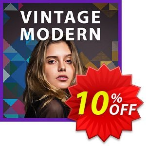 Vintage Modern Frame Pack Coupon, discount Vintage Modern Frame Pack Deal. Promotion: Vintage Modern Frame Pack Exclusive offer