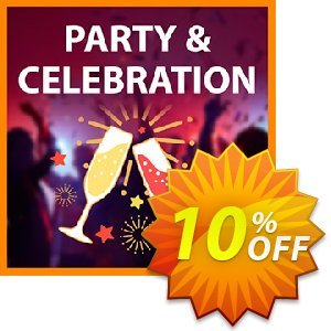 Party & Celebration Clip Art 優惠券,折扣碼 Party & Celebration Clip Art Deal,促銷代碼: Party & Celebration Clip Art Exclusive offer