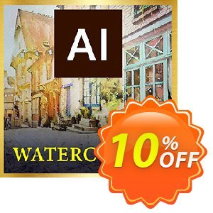 Watercolors Vol. 2 AI Style Pack Coupon discount Watercolors Vol. 2 AI Style Pack Deal. Promotion: Watercolors Vol. 2 AI Style Pack Exclusive offer