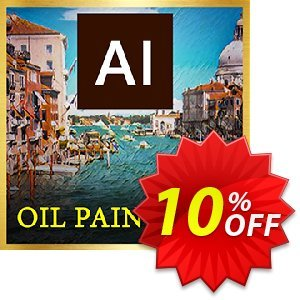 Oil Paintings AI Style Pack Coupon, discount Oil Paintings AI Style Pack Deal. Promotion: Oil Paintings AI Style Pack Exclusive offer