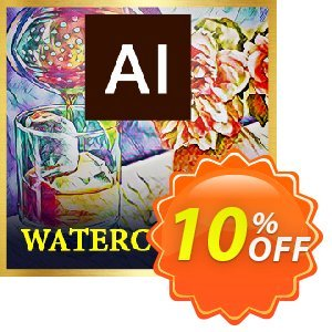 Watercolors AI Style Pack Coupon discount Watercolors AI Style Pack Deal. Promotion: Watercolors AI Style Pack Exclusive offer