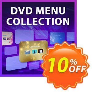 DVD Menu Collection Coupon discount DVD Menu Collection Deal. Promotion: DVD Menu Collection Exclusive offer