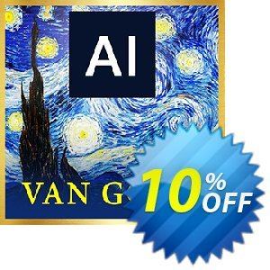 Van Gogh AI Style Pack for Premiere & After Effects discount coupon Van Gogh AI Style Pack Deal - Van Gogh AI Style Pack Exclusive offer
