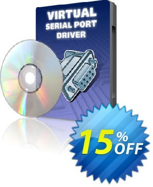 Virtual Serial Port Driver Coupon, discount Virtual Serial Port Driver imposing sales code 2020. Promotion: imposing sales code of Virtual Serial Port Driver 2020
