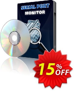 Eltima Serial Port Monitor PRO discount coupon Serial Port Monitor Pro impressive offer code 2021 - impressive offer code of Serial Port Monitor Pro 2021