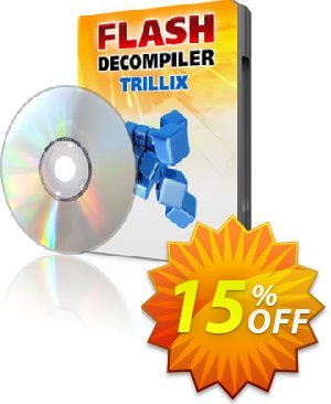 Flash Decompiler Trillix [Personal license] discount coupon Flash Decompiler Trillix [Personal license] amazing promo code 2020 - amazing promo code of Flash Decompiler Trillix [Personal license] 2020