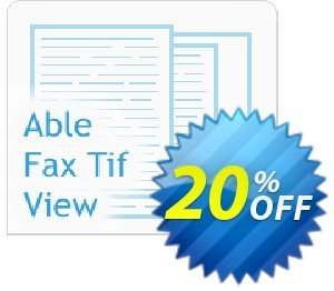 Able Fax Tif View discount coupon Able Fax Tif View Super offer code 2020 - amazing deals code of Able Fax Tif View 2020