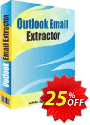 LantechSoft Outlook Email Extractor Coupon, discount Christmas Offer. Promotion: awful discount code of Outlook Email Extractor 2020